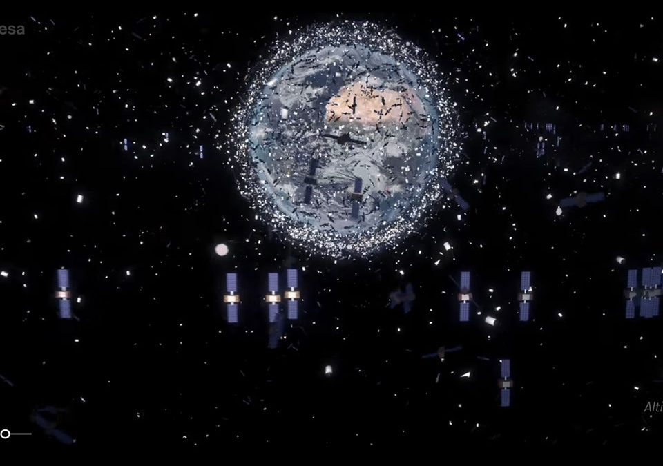 Space Debris – A Threat to GNSS?