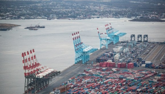 What if a Cybersecurity Attack Shut Down Our Ports?