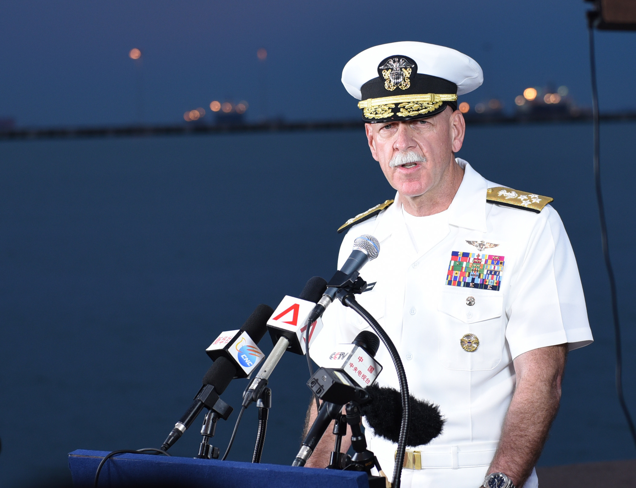 """Navy – """"No Cyberattack on USS McCain"""""""