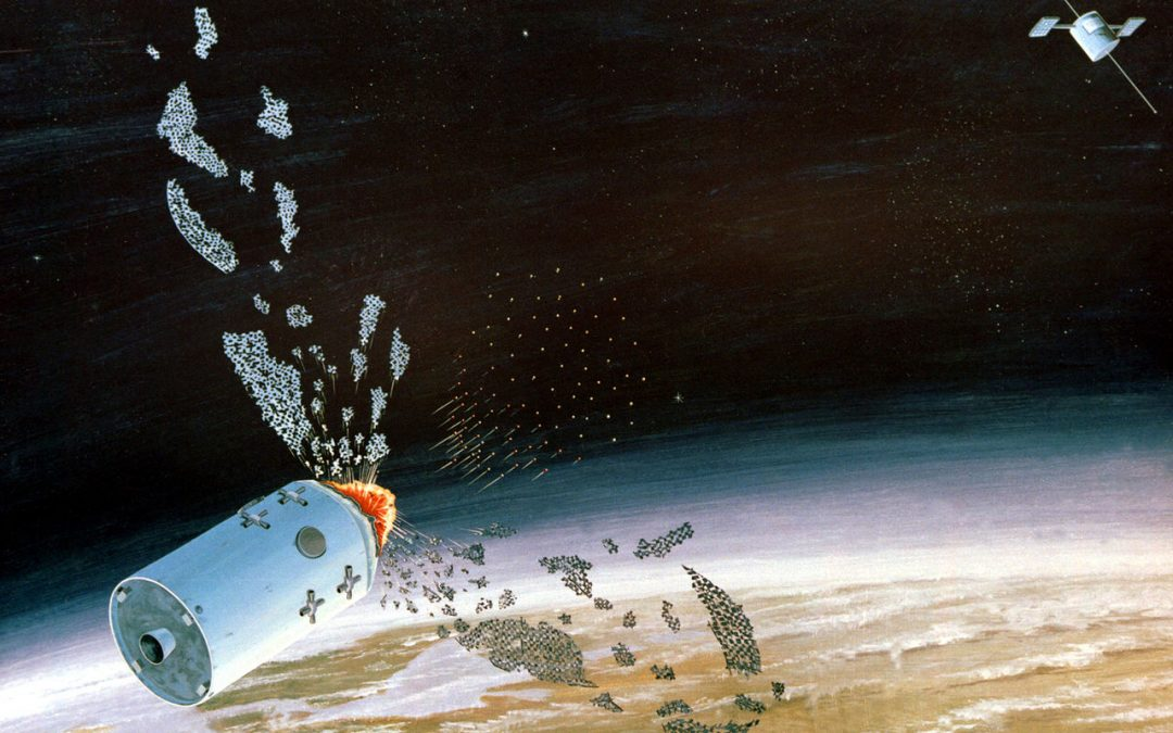 UK and US say Russia fired a satellite weapon in space – BBC