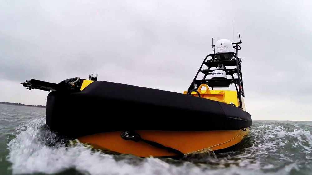 UK Firm Develops GPS-Free Positioning System – Maritime Executive