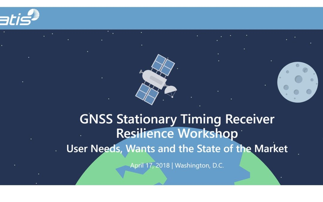 Telecom Standards Group Asks Govt. to Act on GPS Vulnerability – Inside GNSS
