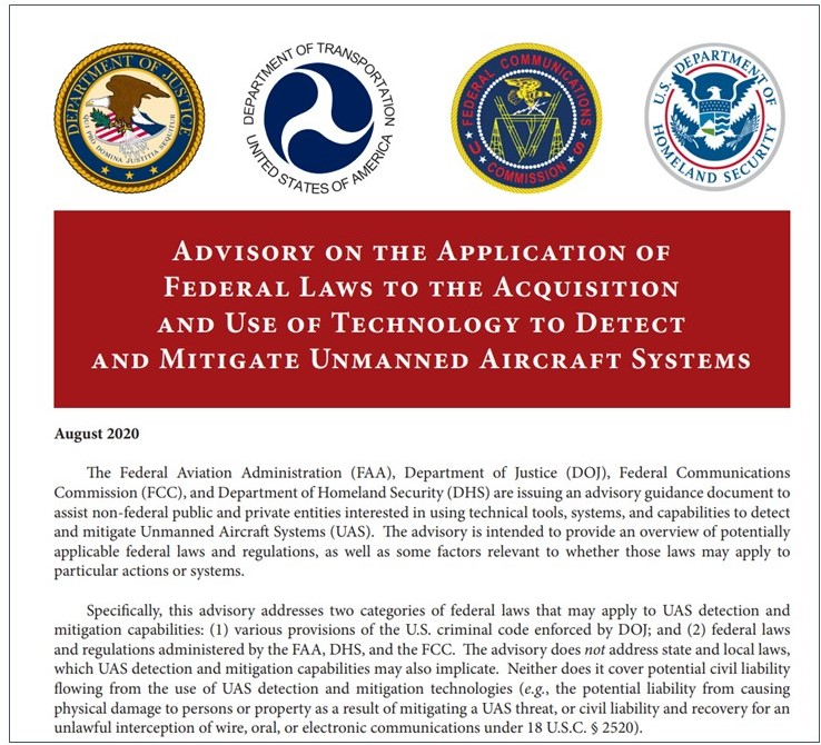 Feds outline all the ways they can get you for messing with drones