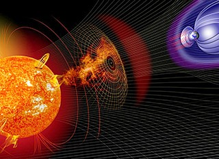 New tool could predict large solar storms more than 24 hours in advance