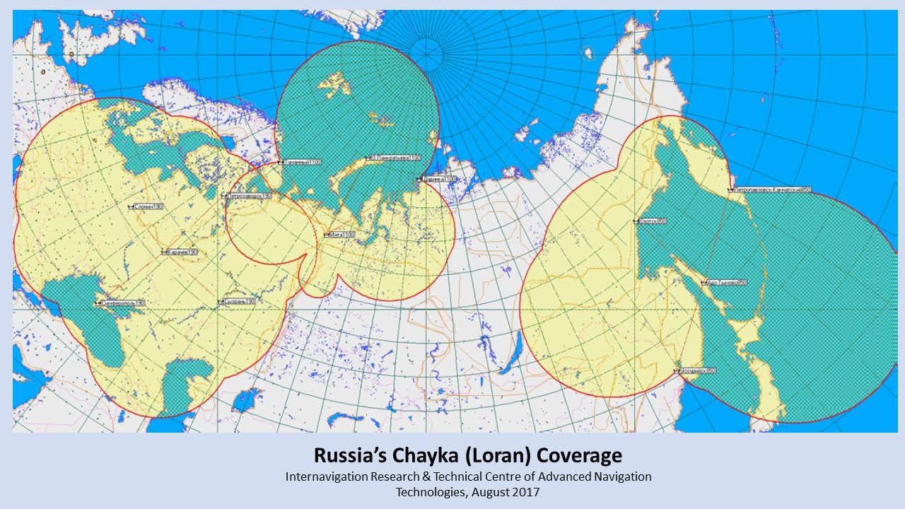 GPS Problems in Russia? – Try Chayka