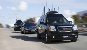 GPS Jammed for VIP Transport – Wireless Services Suffer