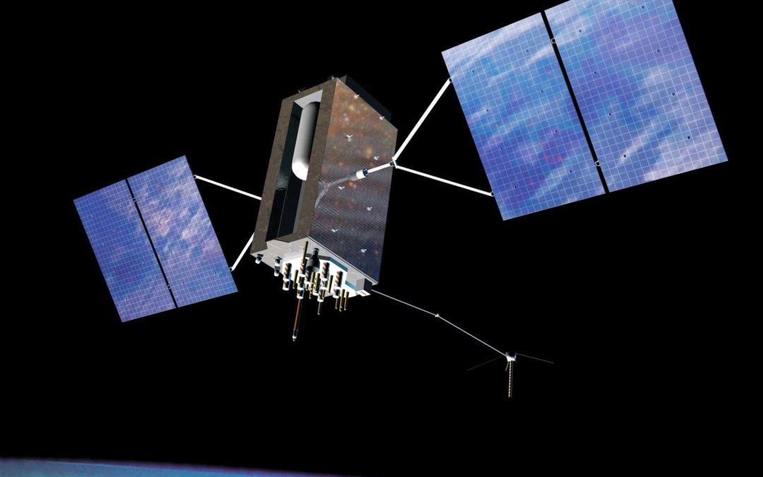 GPS III Satellite USAF
