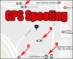 GPS Spoofing A Growing Problem for Uber - Solid Driver | RNTF