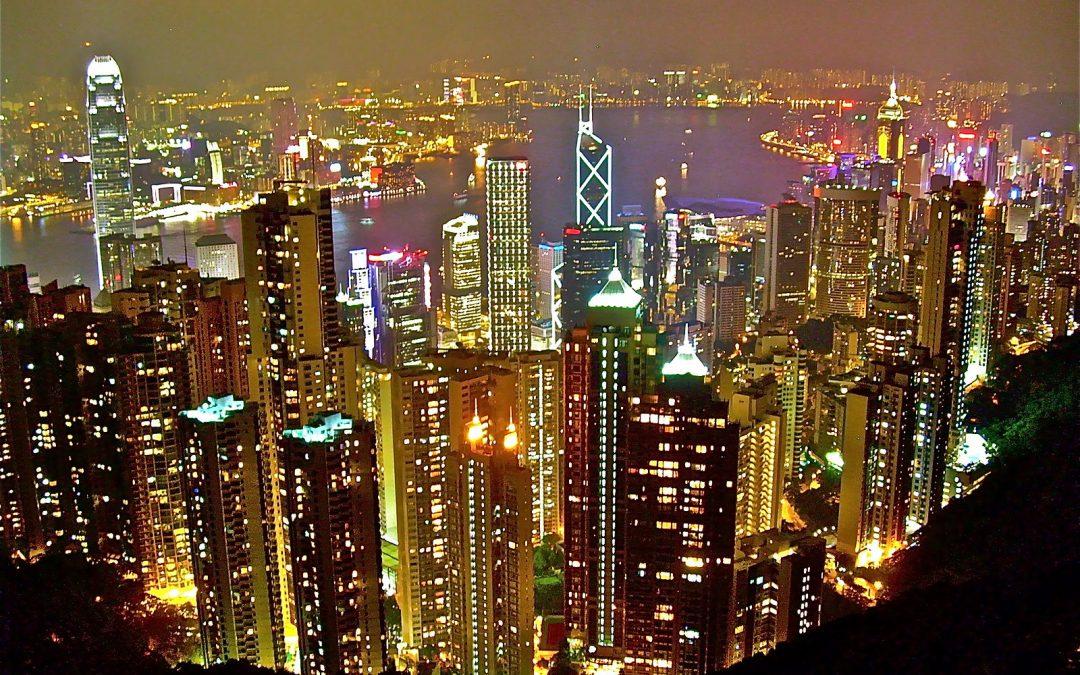 Strange GPS in Hong Kong – China Government Responsible?