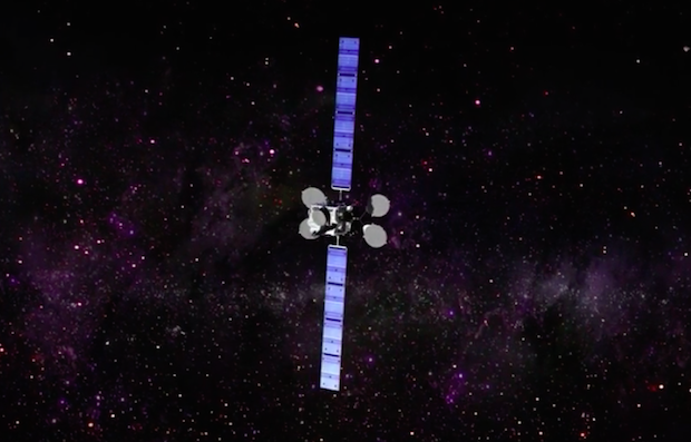 Space is Dangerous – Watch Satellite's Last Moments