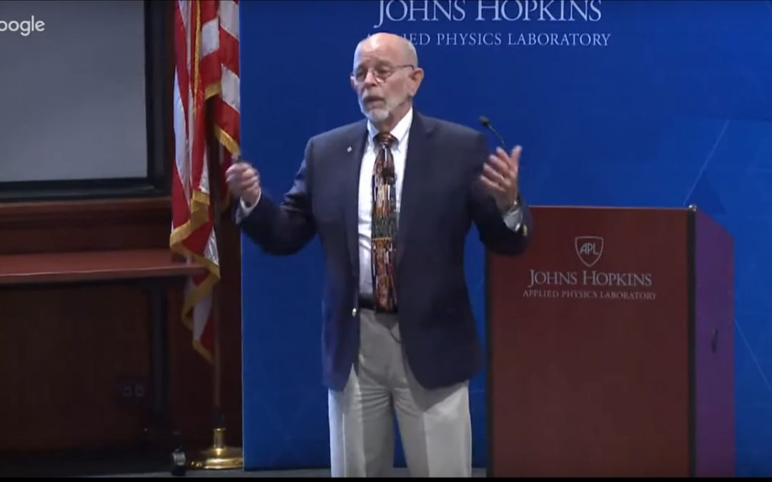 Video – History of GPS Spoofing, INCOSE @ Johns Hopkins APL