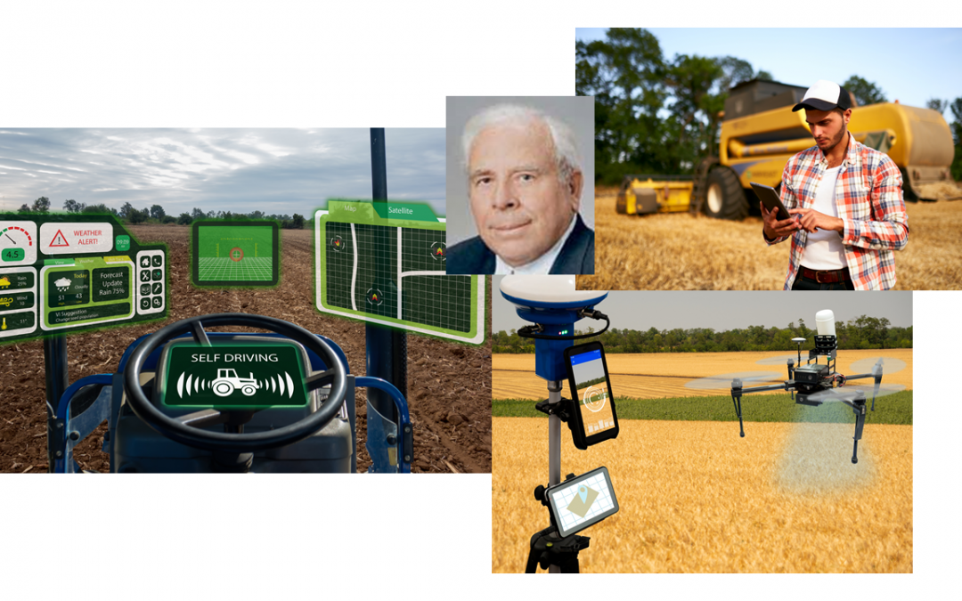 James Litton, GPS and precision ag pioneer, dies – GPS World