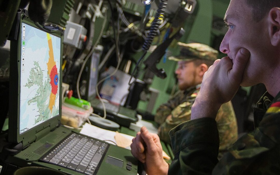 NATO's new tool shows the impact of GPS jammers – C4ISRNet