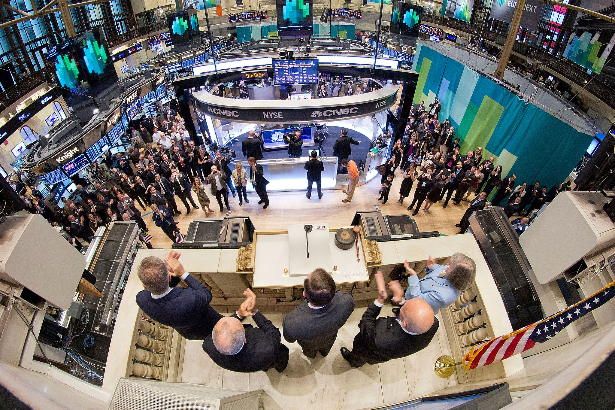 Invitation to Special Event at NYSE: Focus on Secure Timing