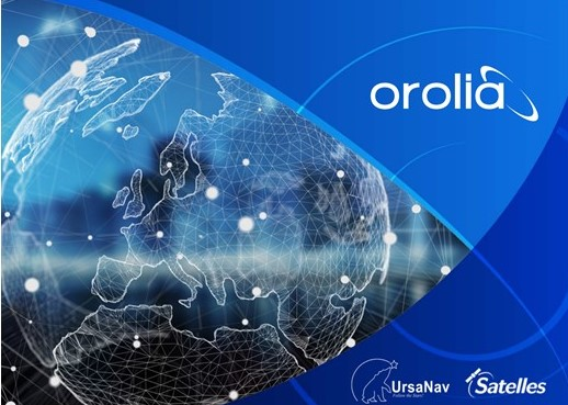 Orolia Cover -UrsaNav - Satelles