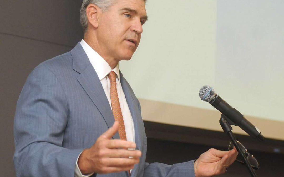 """""""GPS Highly Vulnerable"""" says Paul Hobby – Houston Chronicle"""