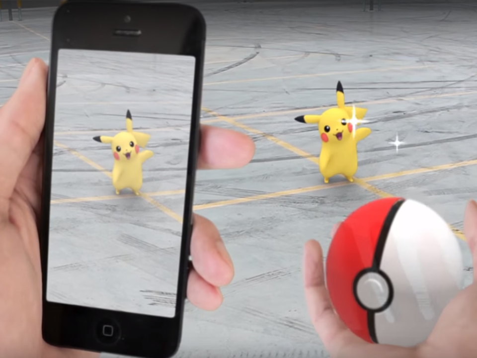 Pokemon Go – Recruiting & Training GPS Spoofers