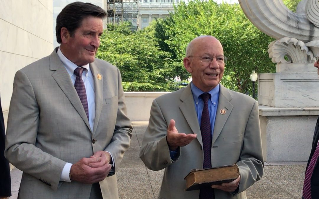 Congressman DeFazio: 'GPS backup vital for national security' – GPS World