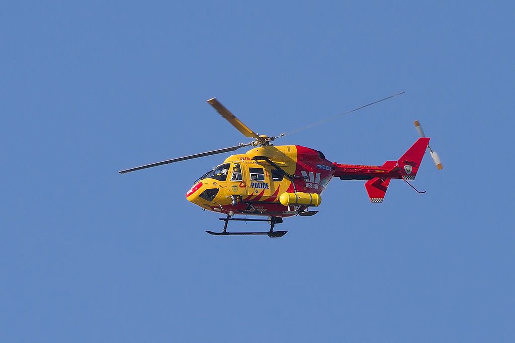 Helicopter Group Warns on Govt GPS Interference Testing