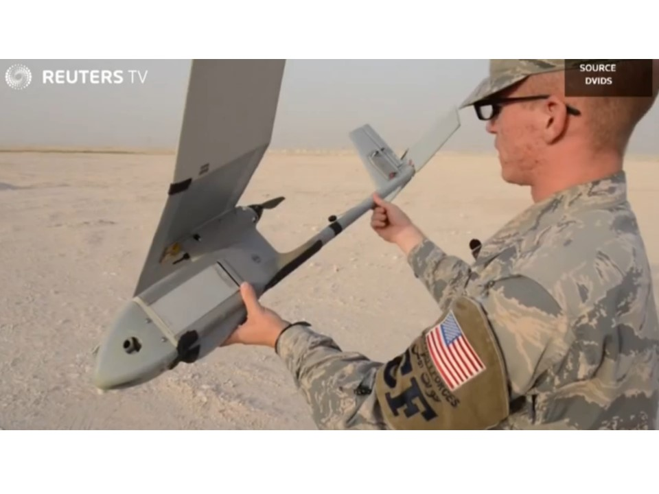 $Millions in US Supplied Drones for Ukraine Disappoint – too vulnerable to jamming/hacking