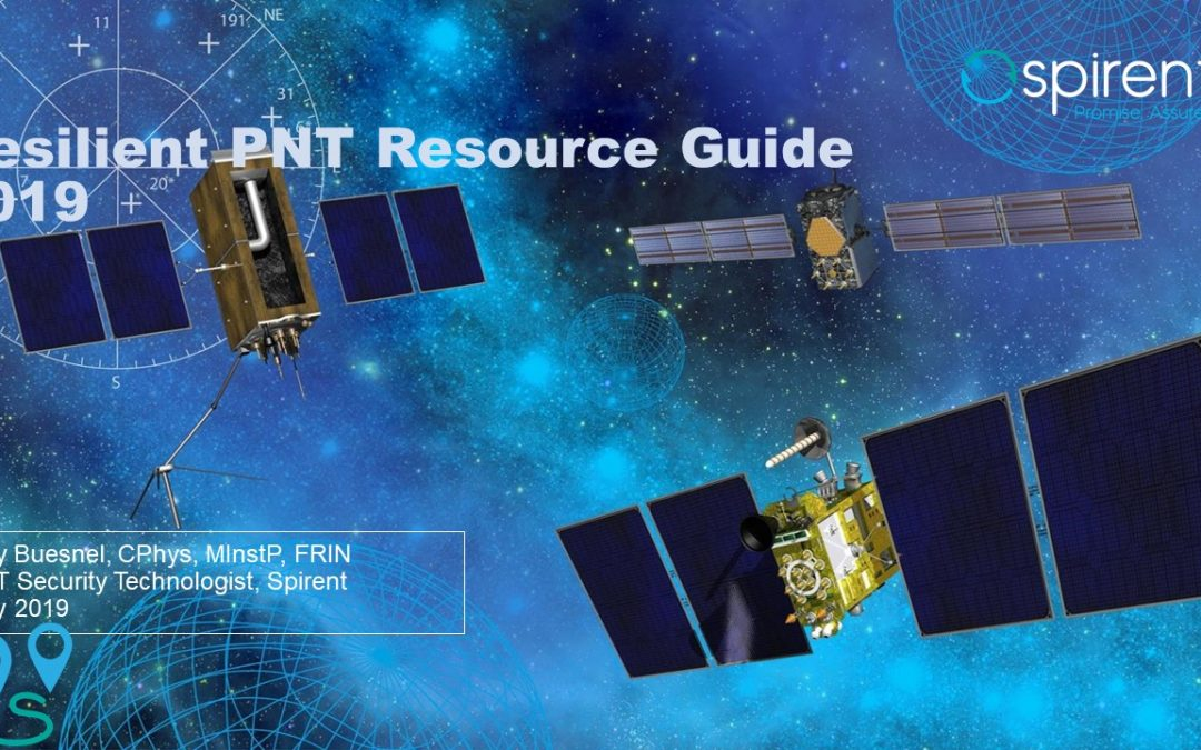Resilient PNT Resource Guide – Spirent
