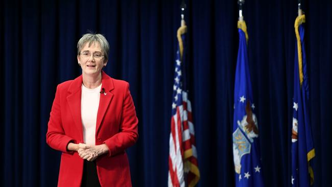 What if we lost GPS? That's one thing worrying the Air Force secretary – LA Times