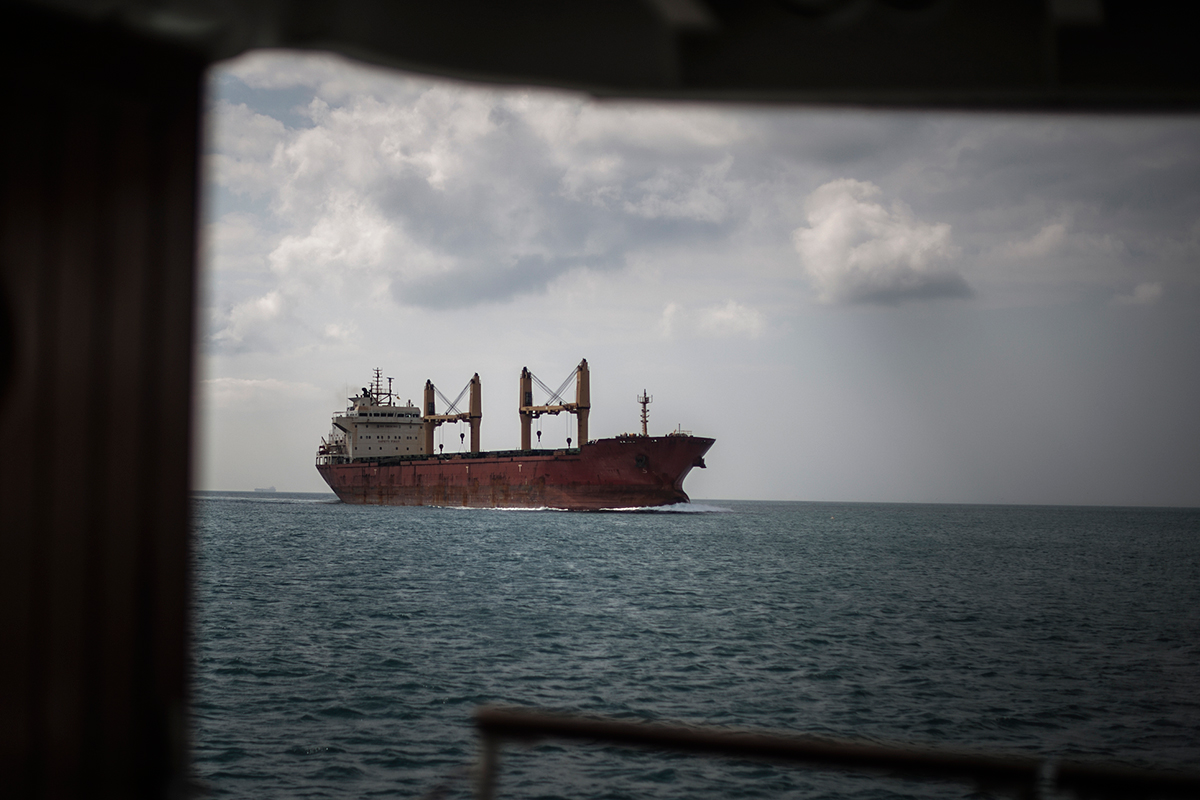 Ships fooled in GPS spoofing attack suggest Russian cyberweapon – New Scientist