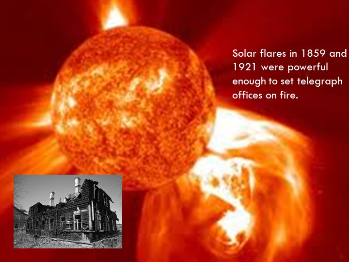 Racing the Sun to Protect America, Lessons from the solar storm of May 1921 – NextGov