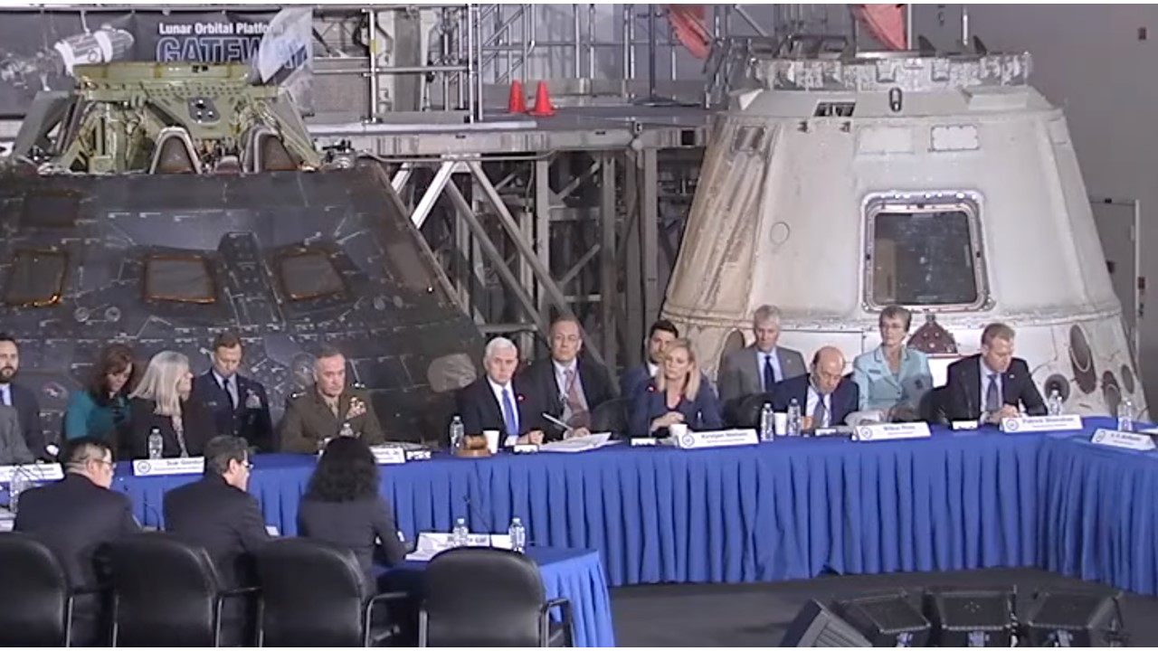 'Holistic thinking such as eLoran needed to protect space assets' – Testimony at National Space Council