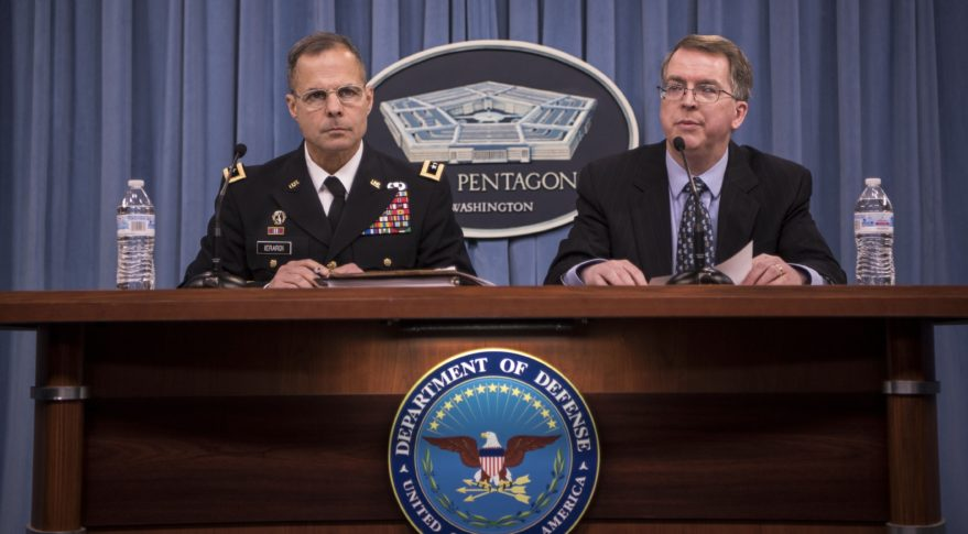 Pentagon space budget shaped by threats from Russia, China – Space News