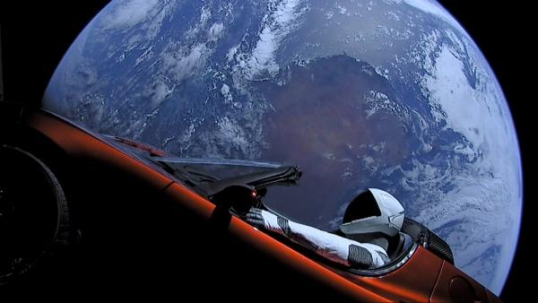 TeslaCarSpace