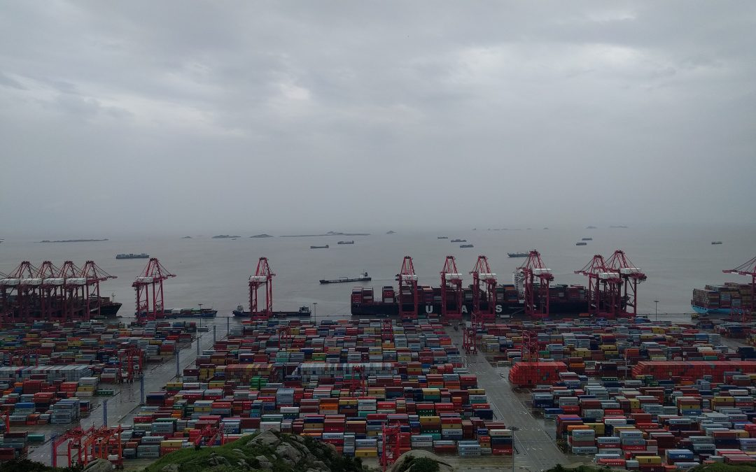 GPS Jamming and Spoofing Reported at Port of Shanghai – Maritime Executive