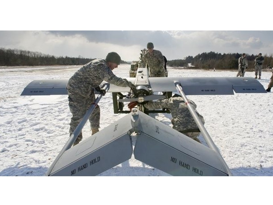 The Army's Drone Wishlist Includes Jamming Gear and More Weapons