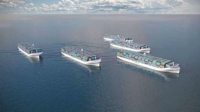 """Denmark –  """"Where are we going with autonomous ships?"""""""
