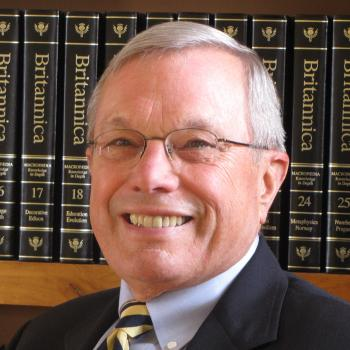 Photo of Dr. Brad Parkinson