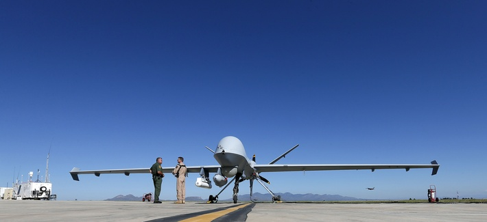 DHS: Drug Traffickers Are Spoofing Border Drones
