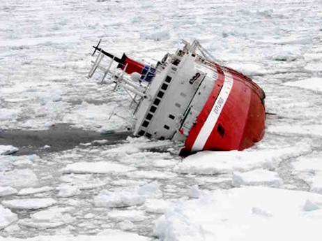 Arctic Ship Route May Be Safer With Anglo-Russian Radio Waves