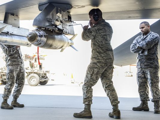 Guided-Bomb Makers Anticipate GPS Jammers