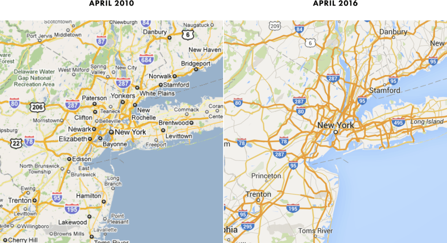 Map slippage is real, and it's about to matter – David Rudin on KillScreen.com