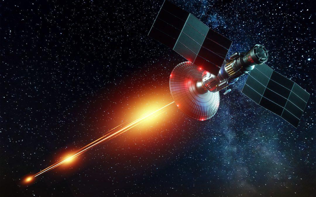 Air Force Gen. John W. Raymond: Chinese lasers, jammers threaten GPS satellites – The Washington Times