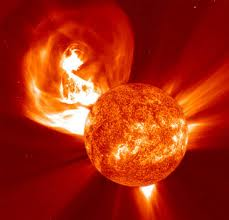 "Solar Flare Sets Telegraph Offices on Fire 1-2 Sept 1859 – NASA says ""we aren't ready"""