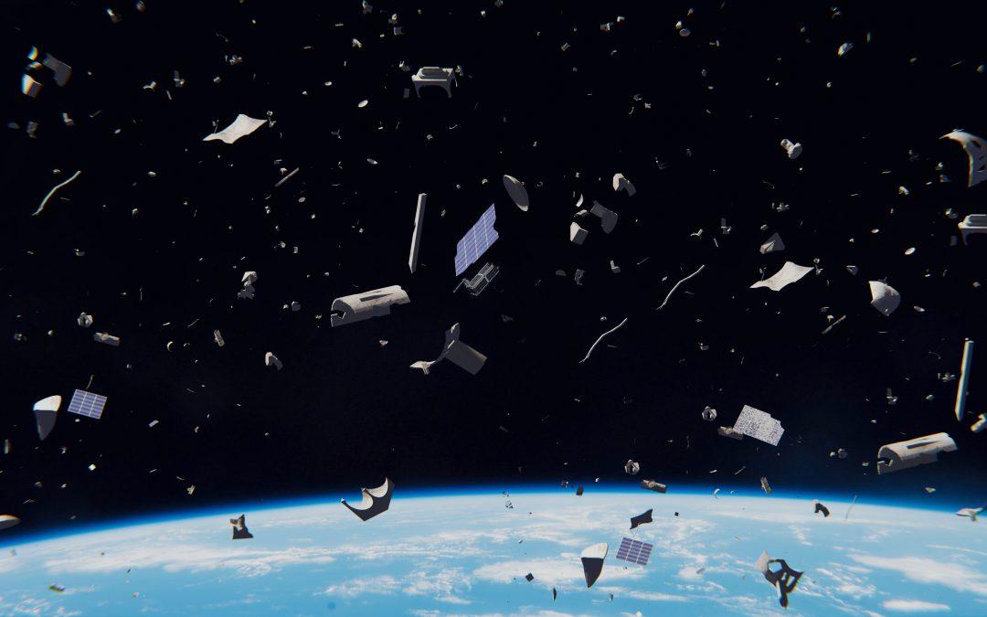 Space Debris Threatens GNSS
